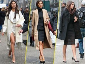 Photos : Lily Aldridge, Irina Shayk, Emily Ratajkowski, Gigi Hadid... Concentré de sex-appeal à New York !