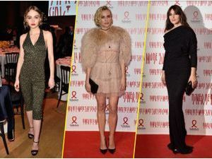 Photos : Lily-Rose Depp, Diane Kruger, Monica Bellucci... mode et cinéma se rencontrent au dîner du Sidaction !