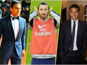 Photos : Lionel Messi, Zlatan Ibrahimovic, Franck Ribéry : qui sont les joueurs de foot les mieux payés au monde ?