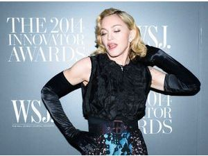 Madonna : elle se la joue pin-up aux Innovator Awards !