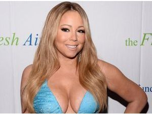 Photos : Mariah Carey : une bombe pétillante sur le redcarpet du Fresh Air Fund Gala !