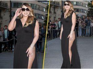 Photos : Mariah Carey : une sexy lady à Paris !