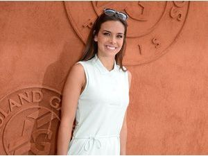 Photos : Marine Lorphelin : toujours au top, elle illumine Roland-Garros !