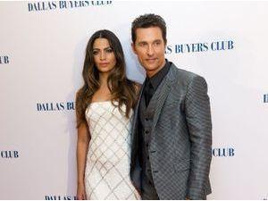 Matthew McConaughey : opération séduction à Londres aux côtés de son épouse et de Jared Leto !