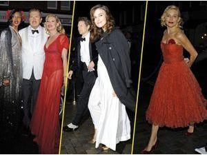 Photos : Naomi Campbell, Kate Moss, Keira Knigthley, Lara Stone : toutes glamours pour Mario Testino !