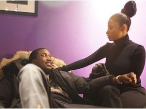 Photos : Nicki Minaj : fan number one de Meek Mill, quand l'amitié laisse place à l'amour !
