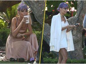 Photos : Nicole Richie : pause café sur le tournage de sa nouvelle émission de téléréalité !