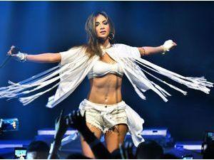 Photos : Nicole Scherzinger : l'amour de la scène, lui, reste !