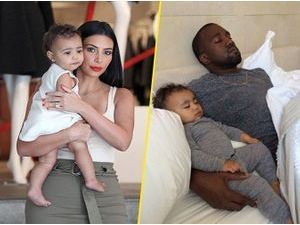 Photos : North West : un premier anniversaire réussi mais épuisant !
