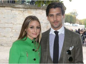 Photos : Olivia Palermo : green is the new black ?