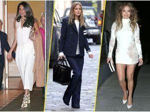 Photos : Palme Fashion : Amal Clooney, Olivia Palermo, Jennifer Lopez... Qui a été la plus stylée de la semaine ?