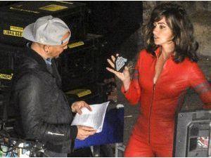 Photos : Penelope Cruz hot sur le tournage de Zoolander 2, Owen Wilson et Ben Stiller gâtés !