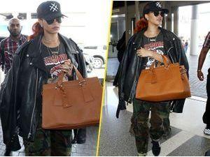 Photos : Rihanna ne quitte plus son footballeur…