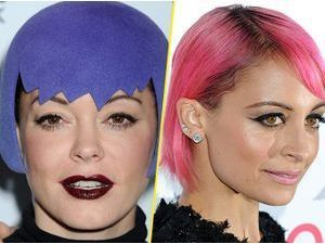 Photos : Rose McGowan et Nicole Richie : fallait oser !