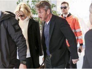 Photos : Sean Penn : après sa Saint-Valentin à Rome avec Charlize Theron, il va rencontrer François Hollande !
