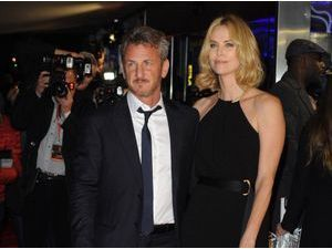 Photos : Sean Penn et Charlize Theron : détour glamour à Londres avant Paris !