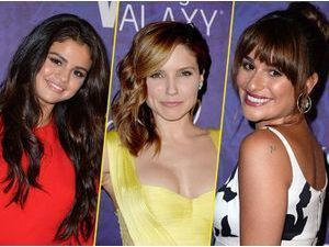 Photos : Selena Gomez, Sophia Bush, Lea Michele : elles rivalisent toutes d'élégance à Hollywood !