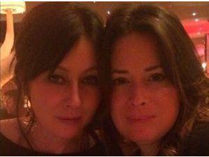 Shannen Doherty et Holly Marie Combs : de nouveau réunies pour Charmed, et à Paris !