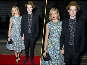 Photos : Sienna Miller et Tom Sturridge : un tandem glamour et fou amoureux !