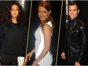 Photos : Solange Knowles, Jessica Chastain, Justin Theroux : ils craquent tous pour Alexander Wang x H&M !
