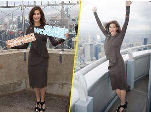 Photos : Teri Hatcher : exubérante et engagée pour l'Onu !