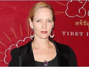Photos : Uma Thurman : son glamour se fait la malle !