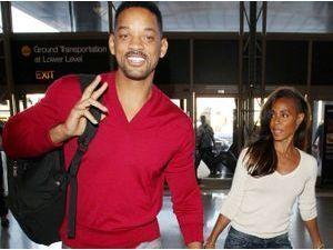Photos : Will Smith et Jada Pinkett : heureux de s'envoler vers Dubaï pour fêter le Nouvel An en amoureux !
