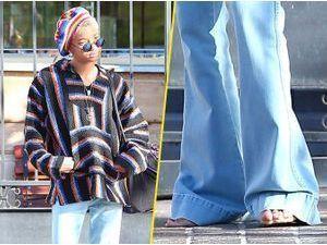 Photos : Willow Smith : tellement à l'aise dan son look rasta qu'elle en oublie ses chaussures !