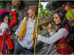Valérie Bègue et Camille Lacourt : leur conte de fée se poursuit à Disney !
