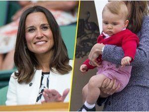 """Pippa Middleton : """"Le prince George est très drôle"""" !"""