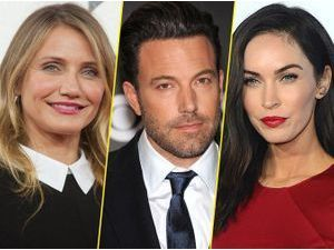 Cameron Diaz, Ben Affleck et Megan Fox ont aussi reçu un prix ce week-end !