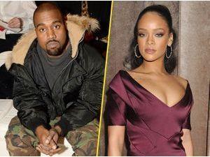 Rihanna : elle lâche les BRIT Awards, Kanye West appelé à la rescousse !