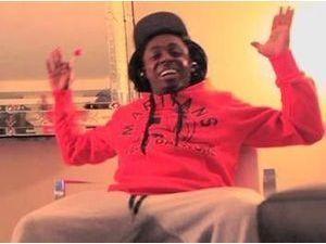 """Lil Wayne : """"embrasser mon poing... Je vais plus que bien !"""""""