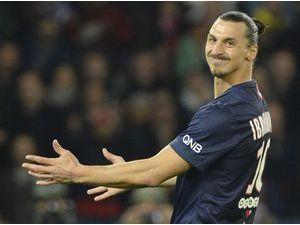 Zlatan Ibrahimovic : il tue un élan de 500 kilos, la presse s'emballe !