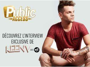 Vidéo : Interview Exclu : Keen'V se dévoile à travers une interview croisée !