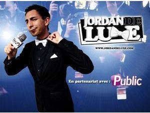 Exclu Vidéo : Jordan De Luxe : avec lui, pas de répit pour les people !
