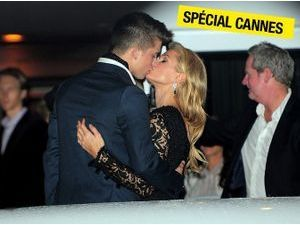 Photos : Cannes 2013 : Paris Hilton : la dolce vita avec son homme!
