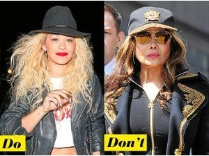 Fashion police : les do & don't de la semaine !