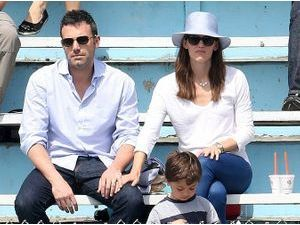 Photos : Ben Affleck et Jennifer Garner : enfin un signe d'affection !