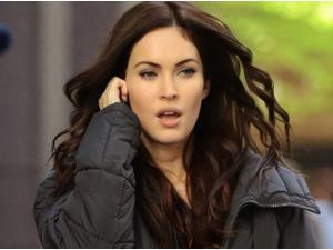 "Photos : Megan Fox : en plein tournage des ""Tortues Ninja"" à New-York !"
