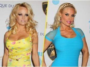 Photos : Pamela Anderson Vs Coco Austin : quelle bimbo est la plus hot ?