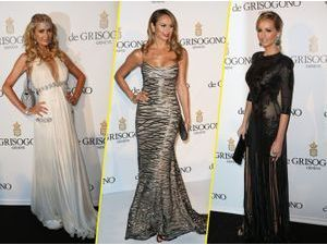 Photos : Paris Hilton, Stacy Keibler et Adriana Karembeu : trio de blondes bling-bling à Cannes !