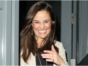 Photos : Pippa Middleton : la joie à l'état pur !