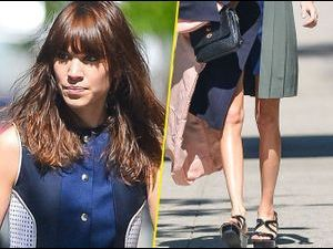 "Photos : Alexa Chung : avis de ""gambettes"" sur New York !"