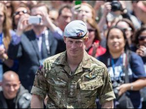 Photos : Le Prince Harry : vedette des Warrior Games 2013 !