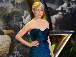 Michelle Williams : une poupée délicate qui a illuminé Londres !