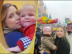 Photos : Peaches Geldof : petite escapade à Disneyland Paris avec son fils Astala !