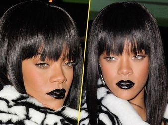 rihanna bauty look article