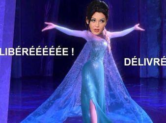"""La VDM people : """"On me prend pour la reine des neiges !"""""""