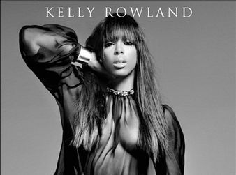 "Kelly Rowland : désarmante de sensualité sur la pochette de son prochain album ""Talk A Good Game"" !"